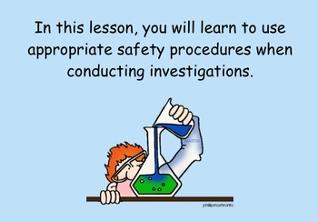 Staying Safe during Investigations - Smartboard