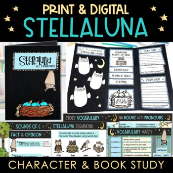Stellaluna {A Common Core Book Study}