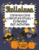 Stellaluna Common Core Literature Study + Extended Bat Activities