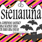 Stellaluna/Bat Literacy and Science Unit