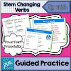 Stem Changing Verbs Spanish PowerPoint