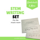 Stem Writing Set