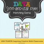 Stem-and-Leaf Plot Matching Game