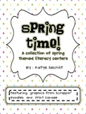 Step Into Spring Centers