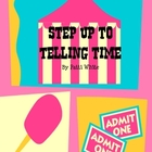 Step Up to Telling Time Freebie