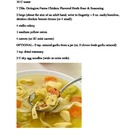 Step by Step Basic Homemade Chicken Noodle Soup