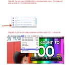 Step by Step HOW TO for saving Youtube videos!