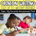 Step up to Writing Lesson