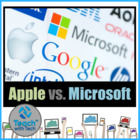 Steve Jobs Apple Computers vs. Bill Gates Microsoft Lesson