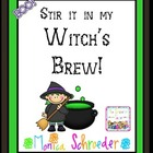 Stir it in my Witch's Brew!