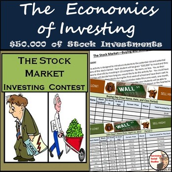 Stock Market Buying and Selling Activity Using MS Excel
