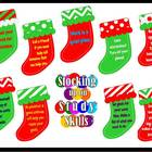 Stocking Up on Study Skills: Christmas Bulletin Board Kit