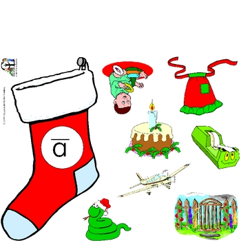 Stockings Hung by the Chimney with Care (Long Vowels)