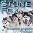 Stone Fox Comprehension Question Packet