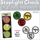 Stoplight Check for Student Self-assessment