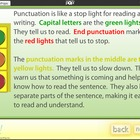 Stoplight Punctuation - Commas, Dates, Addresses