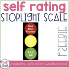 Stoplight Self Rating Scale