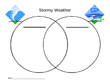 Stormy Weather Venn Diagram