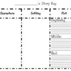 Story Bag Comprehension Trifold