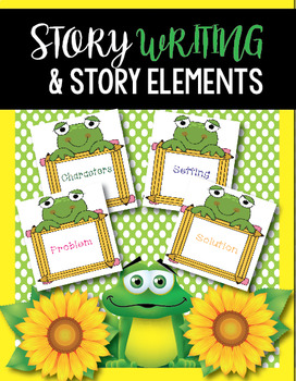 Story Elements Writing Center