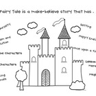 Story Elements of a Fairy Tale Student Chart