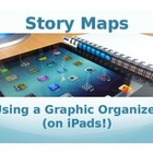 Story Maps: Using a Graphic Organizer (on iPads!)