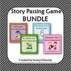Story Passing Game Pack: Christmas, Halloween, Valentine's