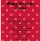 Story Response Sheets