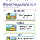 Story Sequence Activity Sheet
