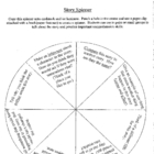 Story Spinners ~ Reading Comprehension Game