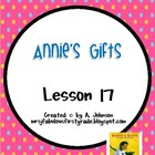 Storytown 2nd Grade Lesson 17: Annie's Gifts Supplementals