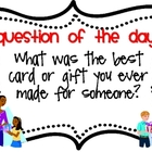 Storytown Question of the Day Theme 3
