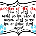 Storytown Question of the Day Theme 4