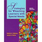 Strategies for teaching learners with special needs book