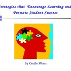 Strategies that Encourage Learning and Promote Student Success