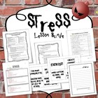 Stress: Lesson Plan and Resources