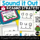 Stretchy Snake Reading Strategy: Lesson Plan, PowerPoint,