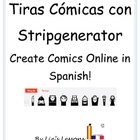 Stripgenerator-Create an Online Comic Strip in Spanish!