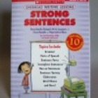 Strong Sentences Grades 4 and Up
