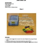Structured Teaching Job Box 20