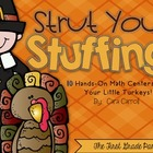 Strut Your Stuffing {10 Hands-On Math Centers for Your Lit