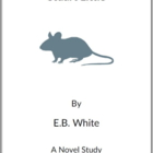 Stuart Little -  (Reed Novel Studies)