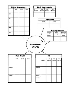 Student Assessment Profile