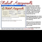 Student Assignments Software for Windows PC