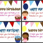 Student Birthday Cards: Print, Sign, Give!