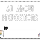 Student Books for Prepositions
