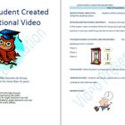 Student Created Informational Video of Hispanic Culture