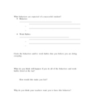 Student form for Conferences