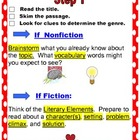 Student-Friendly Reading Test Taking Strategies Posters:  