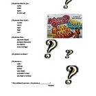 Student Guide for Playing Guess Who in Spanish (¿Adivina